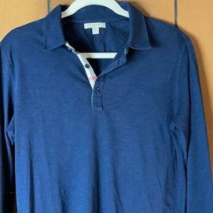Men's Burberry London long sleeve Shirt